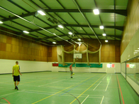 Low Maintenance Sports Centre Lighting