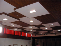 Holmer Green School Lighting