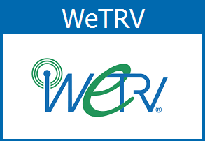 WeTRV Button