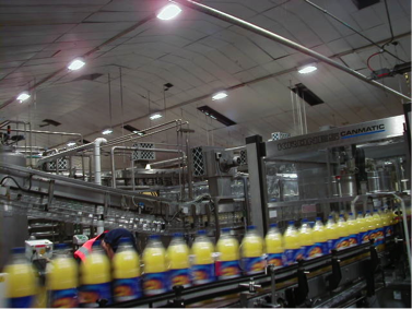 Irn Bru Bottling Facility Energy Savings