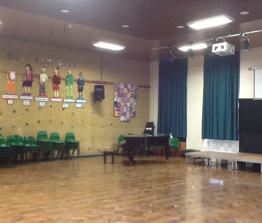 Chalfont St Giles Junior School Lighting Upgrade