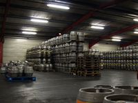 Everards Brewery Lighting Cuts Carbon