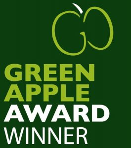 Green Apple Award Winner 2016