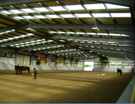 Myerscough College Equestrian Lighting