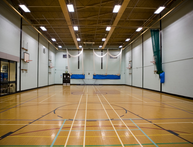 Saltley Leisure Centre Versatile Lighting