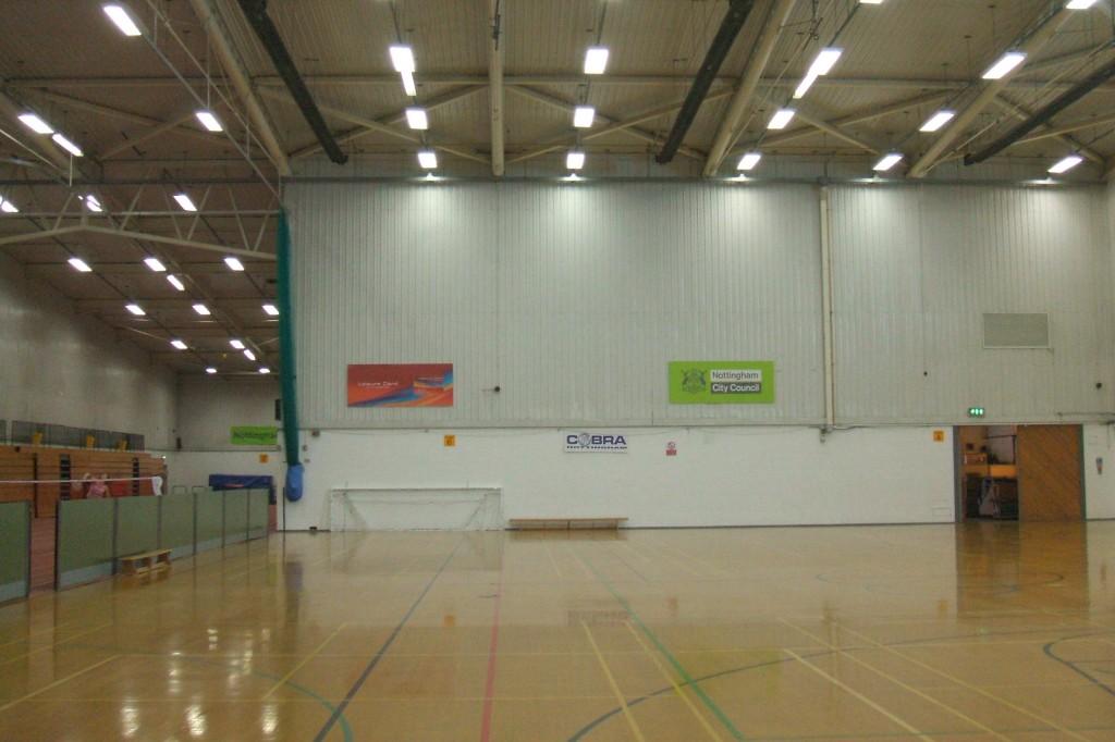 Chalmor's wide range of energy saving lighting