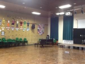 Chalfront St Giles School Lighting Upgrade